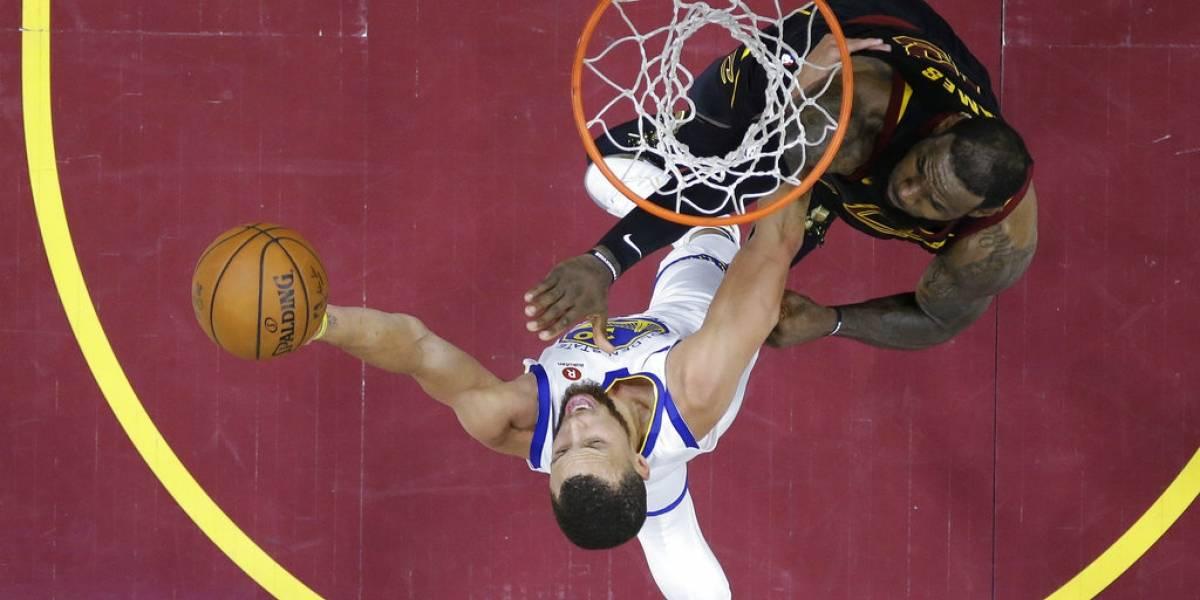 Dinastía: Golden State barrió a Cleveland y se coronó campeón de la NBA por tercera vez en los últimos cuatro años