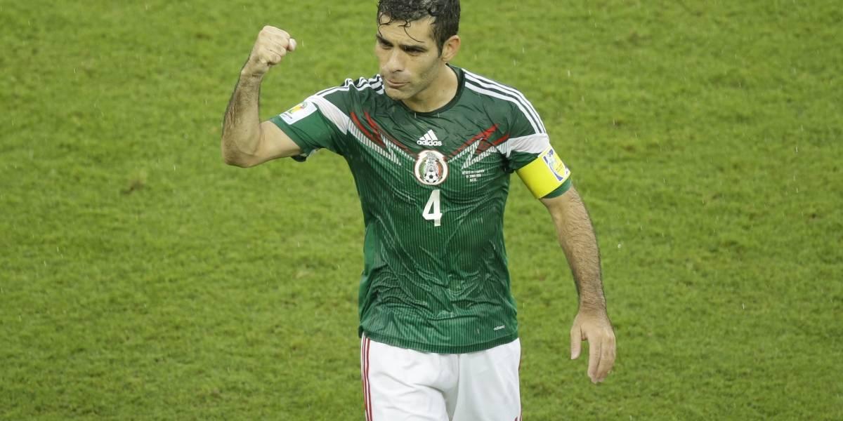 """Jugará su quinto Mundial y el primer llamado fue un """"error"""": la insólita historia de Rafael Márquez en México"""
