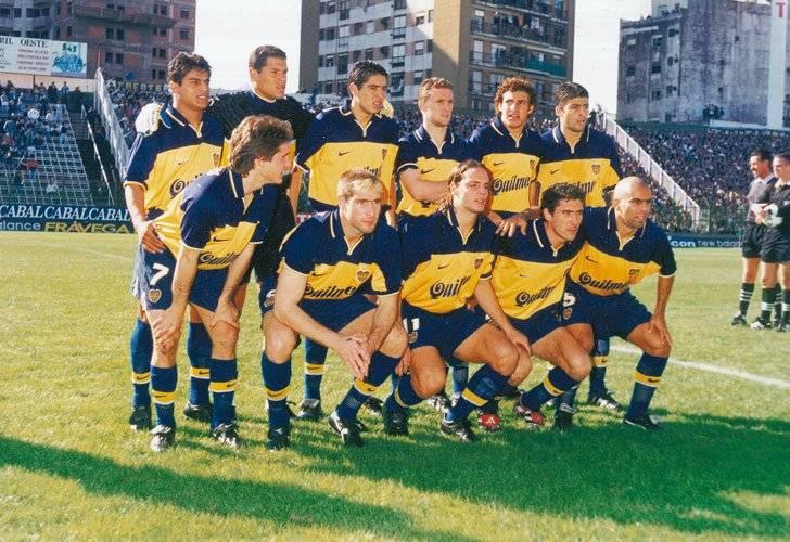 Boca Juniors del año 98