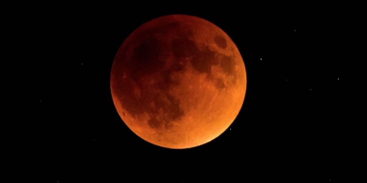 """Increíble: la Nasa reveló video de la Luna a segundos de """"estrellarse"""" contra la Tierra"""