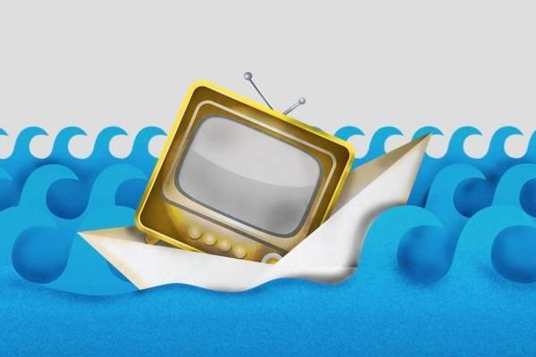 Crisis en la TV