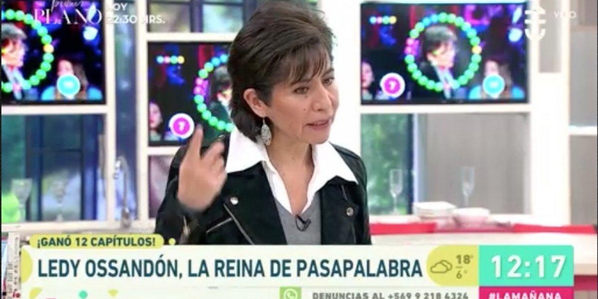 """""""SoaLedy"""" tras su derrota en """"Pasapalabras"""": """"Desde pequeña me gustaban las palabras"""""""