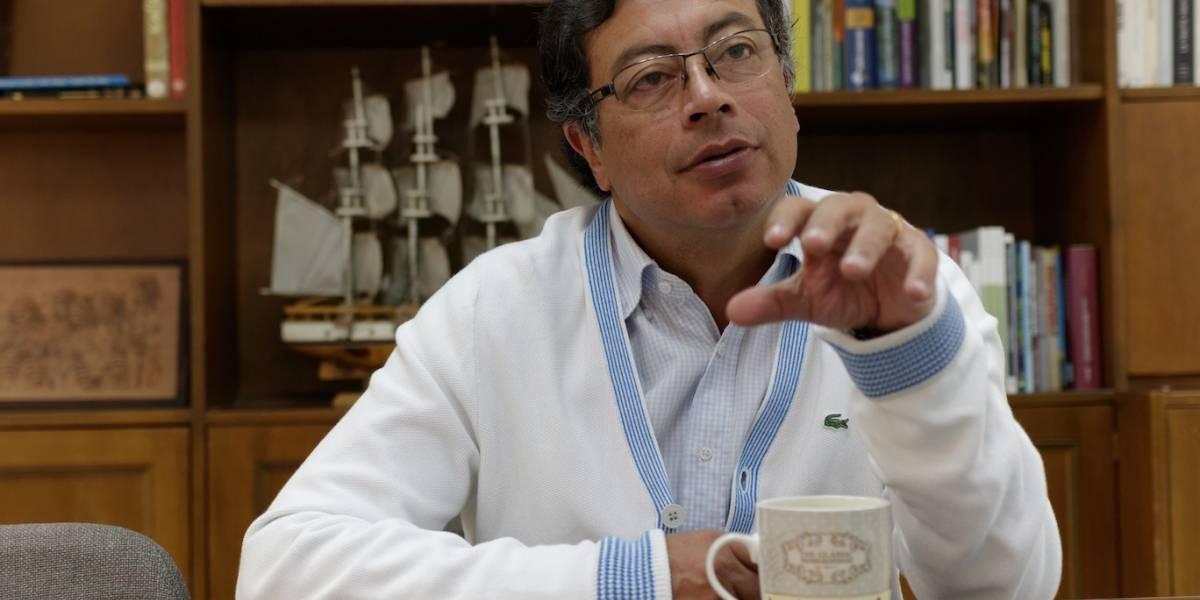 A Gustavo Petro le recuerdan lo que decía sobre Nicolás Maduro en su campaña presidencial