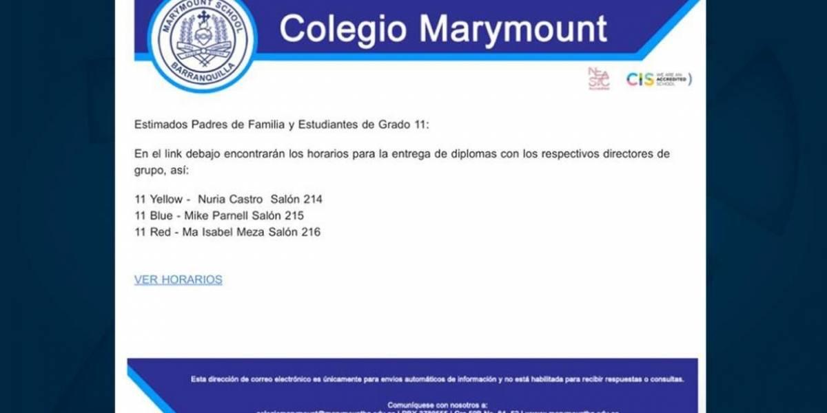 La ejemplar sanción que recibieron estudiantes por presunta compra de examen del Icfes