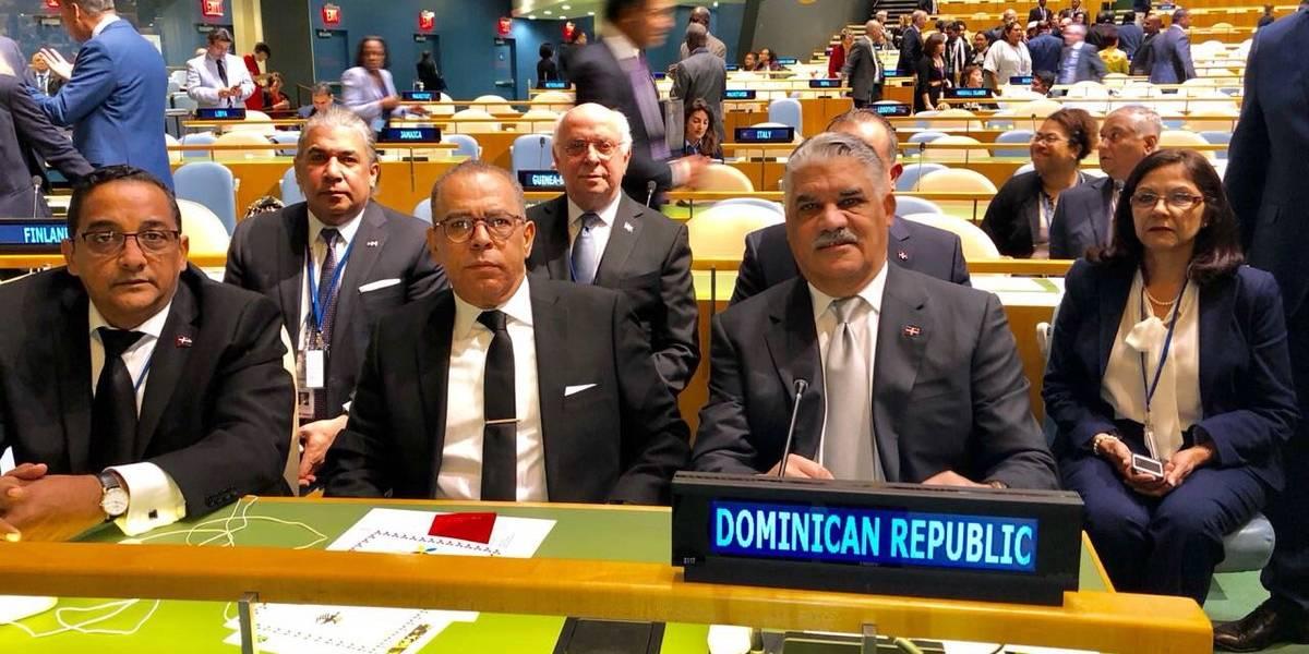 República Dominicana accede por primera vez al Consejo de Seguridad de la ONU
