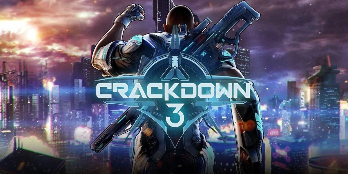 Microsoft confirma que Crackdown 3 se retrasa hasta 2019