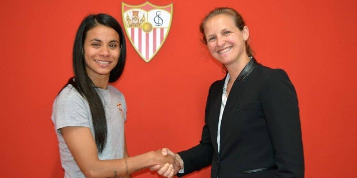 Francisca Lara da el salto y llega a un grande de España