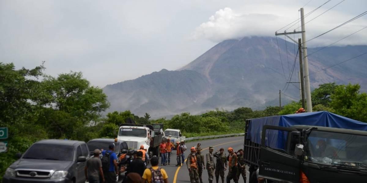 Los desafíos que encendió el volcán