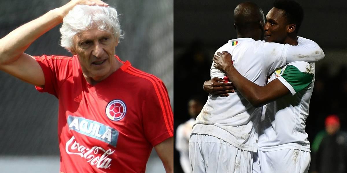 ¿Preocupado Pékerman? Senegal perdió ante Croacia en amistoso premundialista