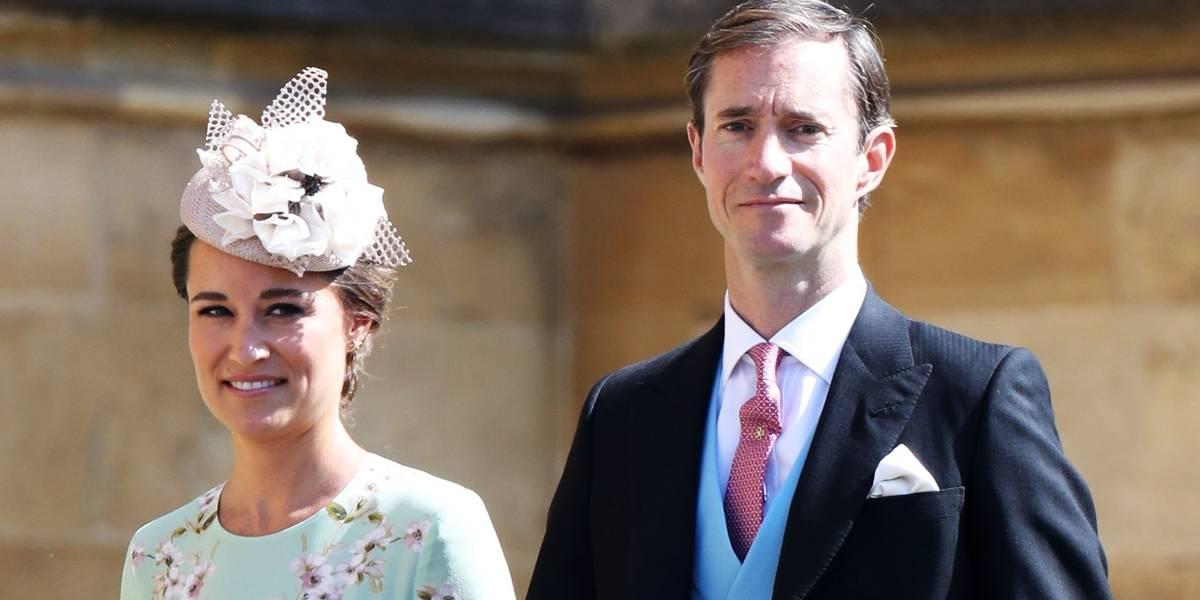 Irmã de Kate Middleton confirma que está grávida do primeiro filho