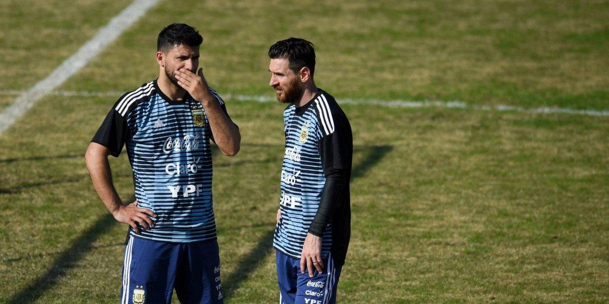 VIDEO: Nostalgia en Messi por la lesión de Manuel Lanzini