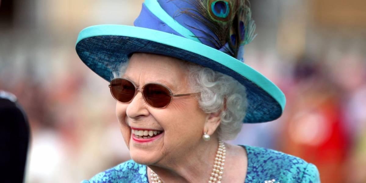 Confirman que la reina Isabel II estuvo hospitalizada