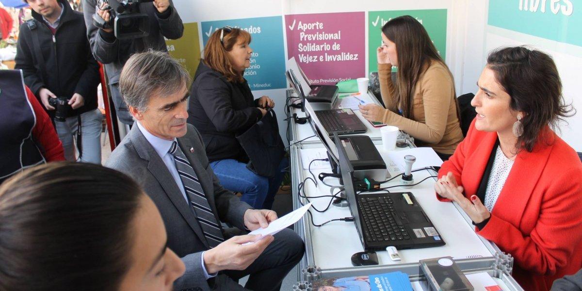Feria libre de San Camilo marcará el camino de las modernización de los mercados populares