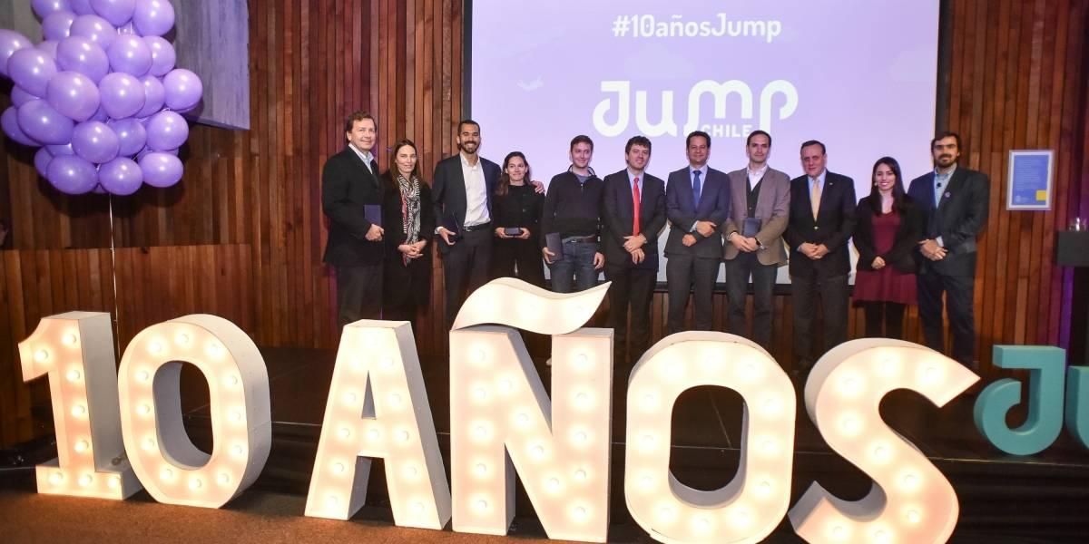 Jump Chile celebra 10 años con nueva convocatoria para emprendedores universitarios de Chile y Latinoamérica