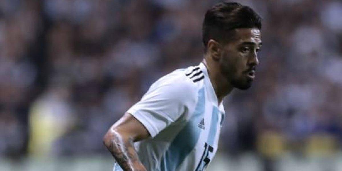 Argentina pierde a otro jugador para el Mundial
