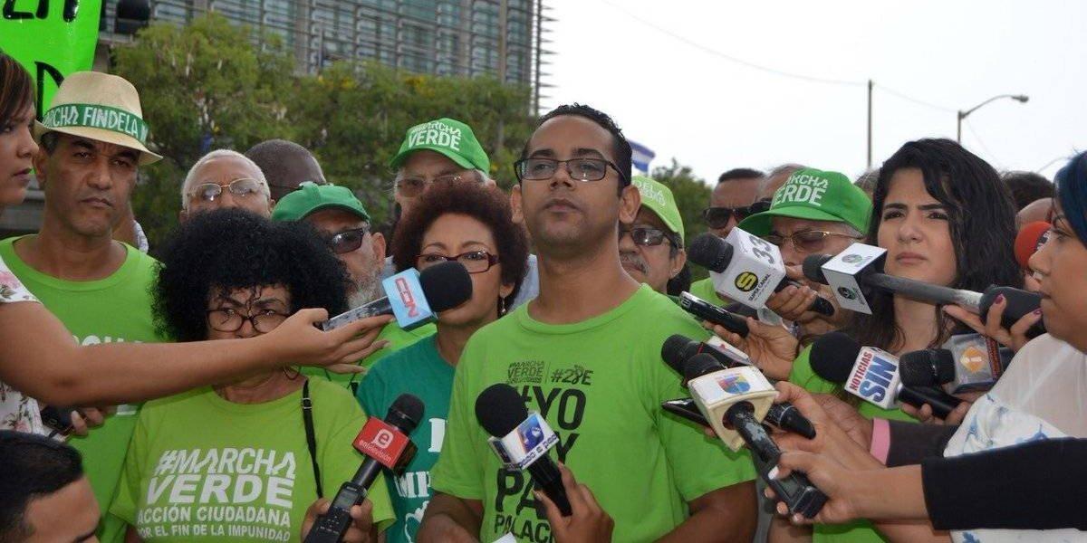 Marcha Verde asegura caso Odebrecht es una burla inaceptable a la ciudadanía