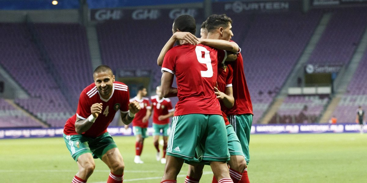 Marruecos afronta su último amistoso, pensando en su debut en Rusia