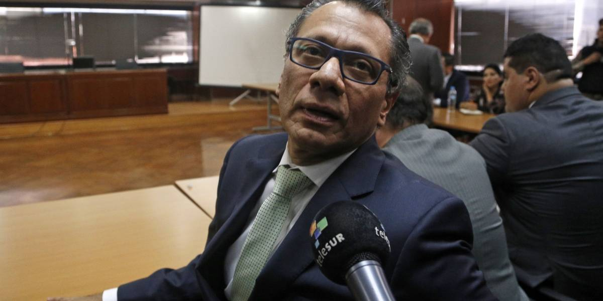 Tribunal de la Corte Nacional niega apelación de Jorge Glas