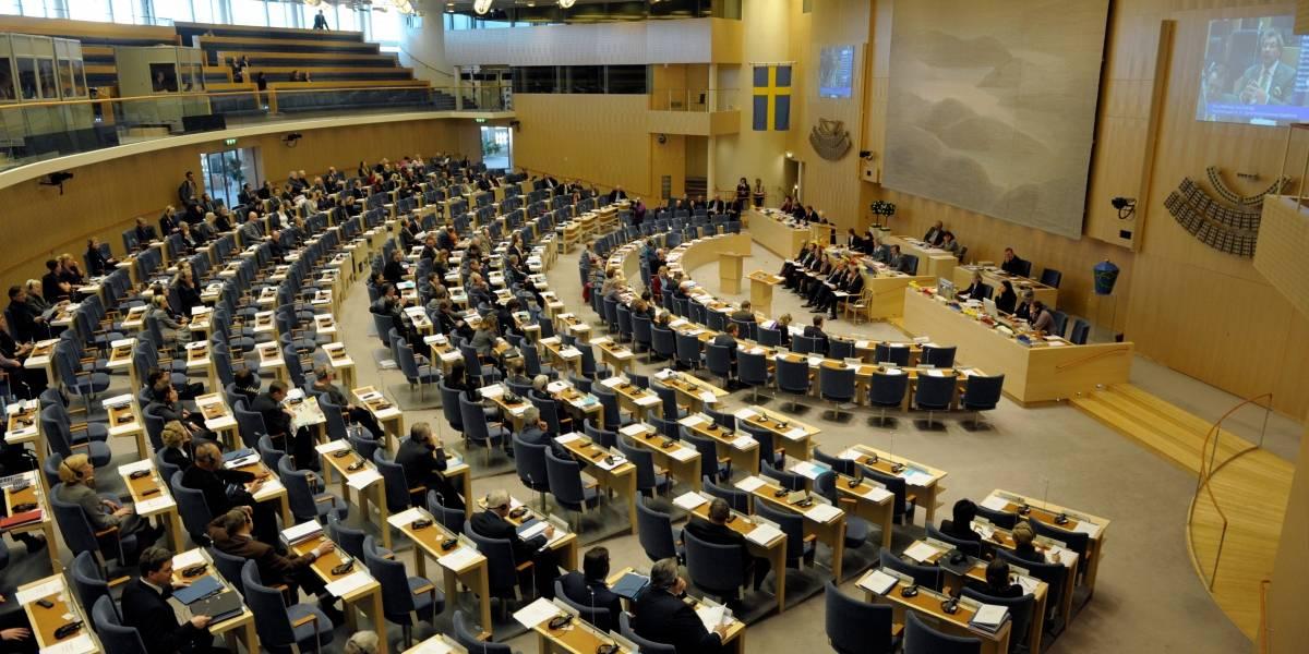 Suecia vs Chile: Así es el día a día de los parlamentarios europeos