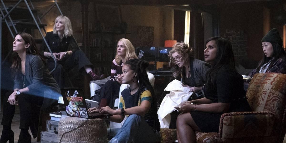 Feminista ou divertido? Oito Mulheres e um Segredo gera controvérsia em Hollywood