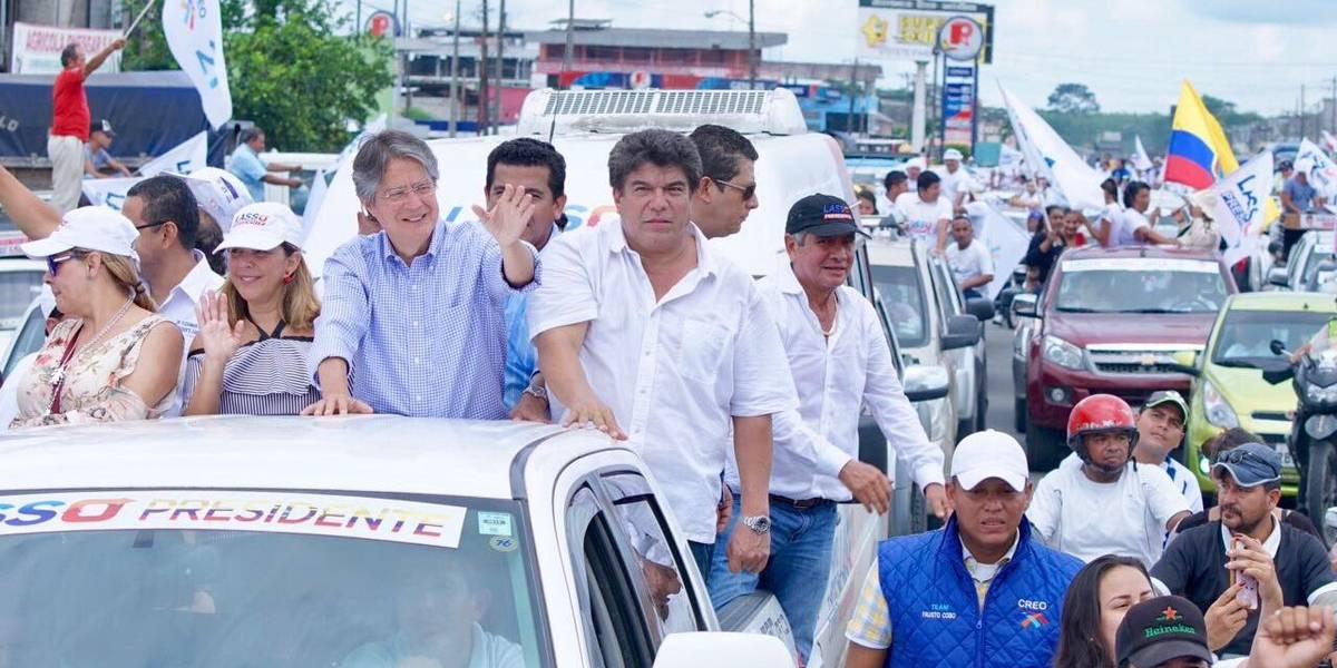 La razón por la que Asambleísta Patricio Mendoza grabó audio sobre compra de cargos