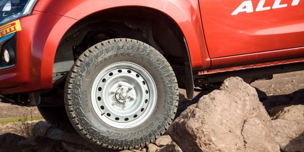 Pirelli engrosa su línea Scorpion con el nuevo All Terrain Plus