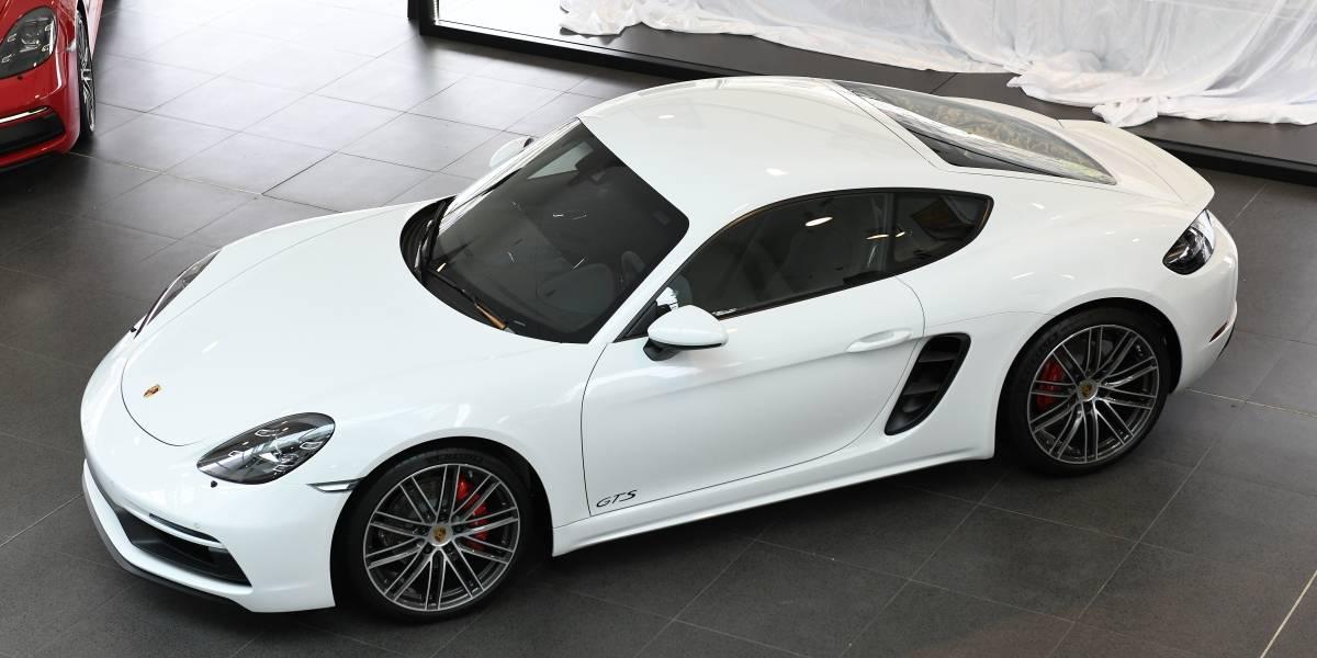 Porsche eleva las sensaciones con las versiones GTS del 718