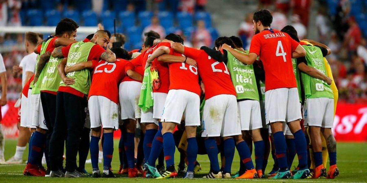 """Con otra """"casa"""": la nueva era que arranca en la Roja tras el intenso empate con Polonia"""