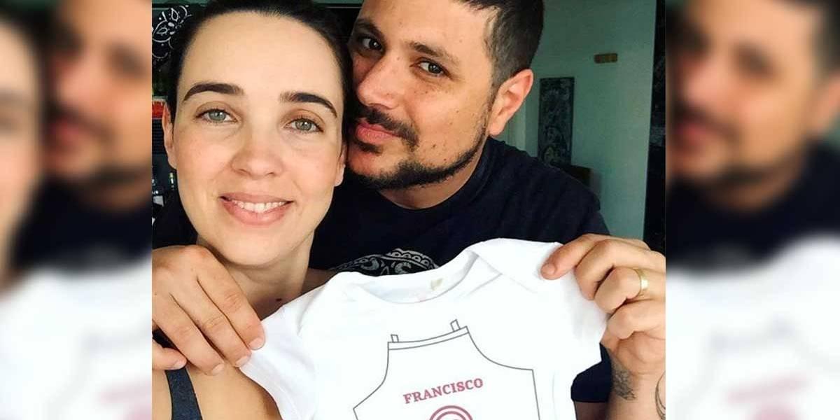 Masterchef: nasce filho do vice-campeão Raul Lemos