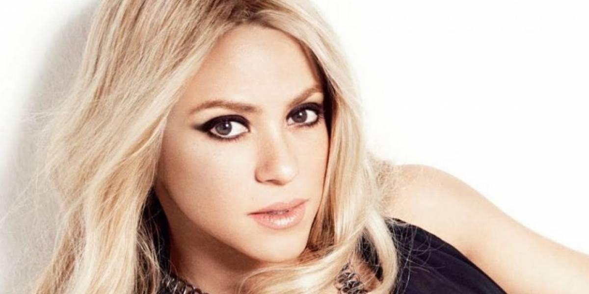 Shakira habló de los rumores de su embarazo