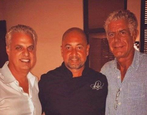mario pagan anthony bourdain