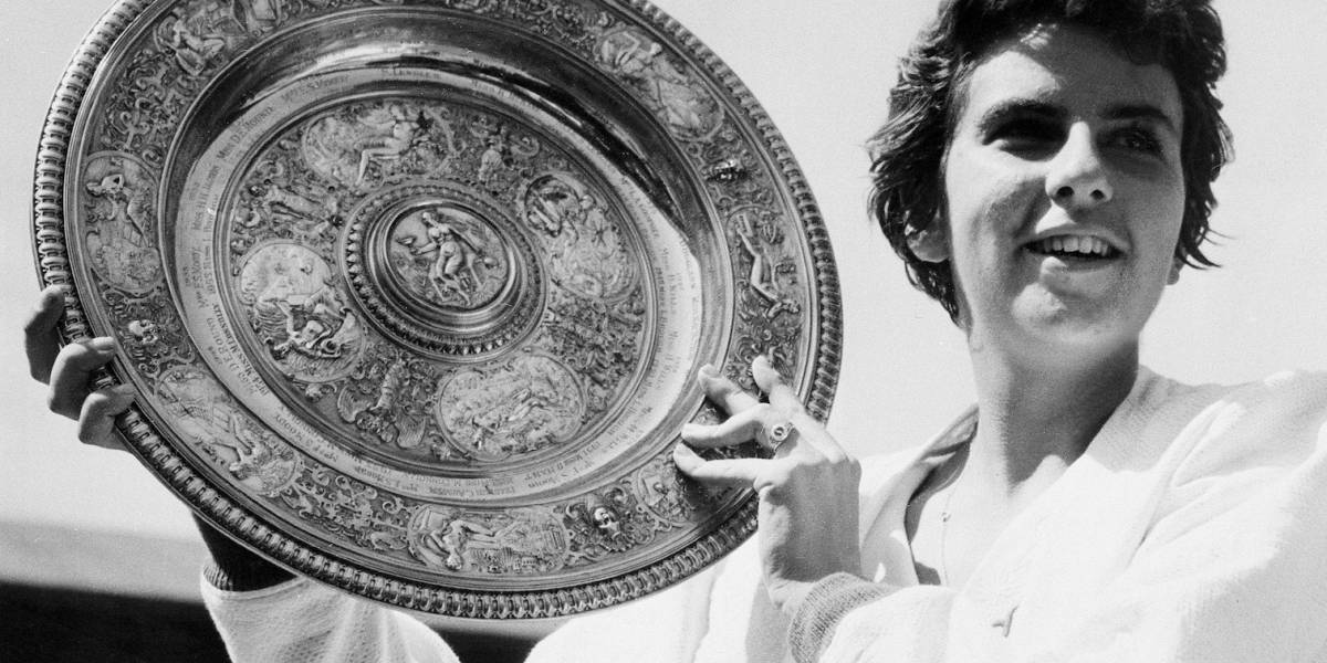 Fallece leyenda del tenis latinoamericano Maria Bueno