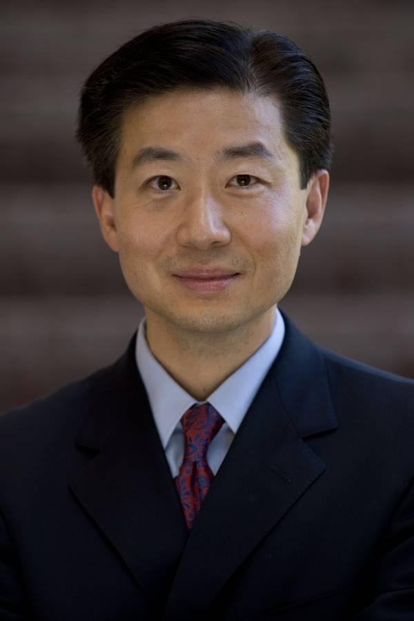 Sung-Yoon Lee, profesor de estudios coreanos en la Fundación Kim Koo-Korea