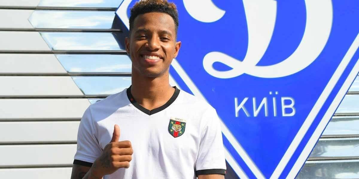 Tchê Tchê deixa o Palmeiras e é anunciado como reforço do Dínamo de Kiev