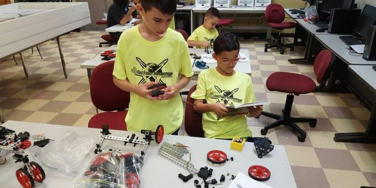 A desarrollar destrezas en robótica y tecnología de manera divertida este verano