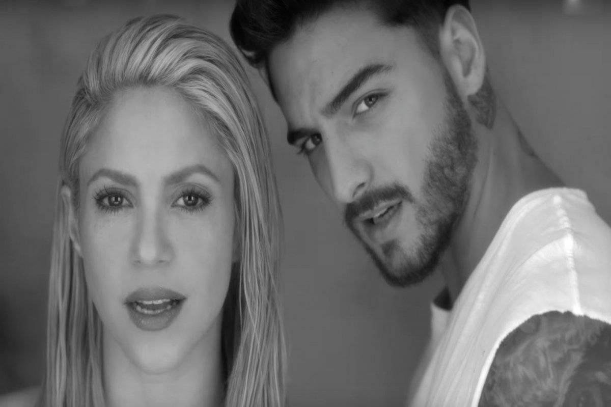Shakira Maluma
