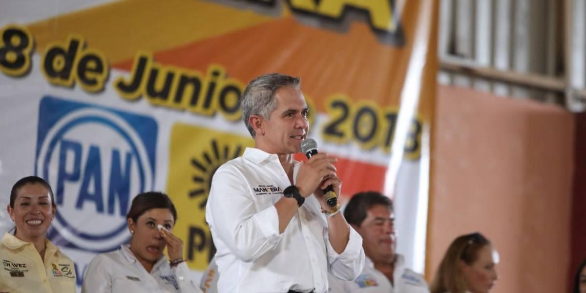 Gobierno de coalición evitará que presupuesto sólo sea controlado por Hacienda: Mancera