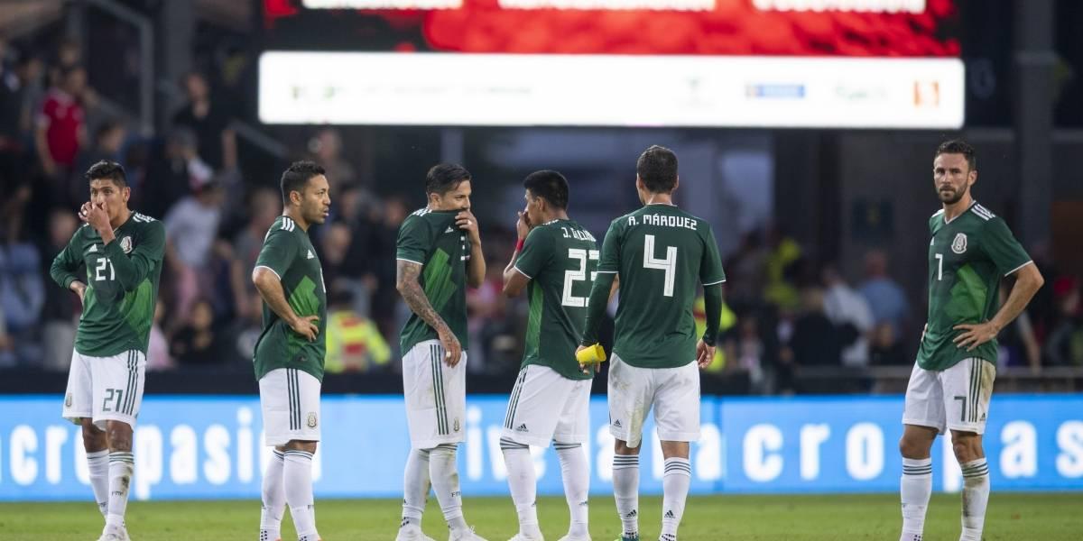 México cierra preparación con alarmante derrota antes del Mundial