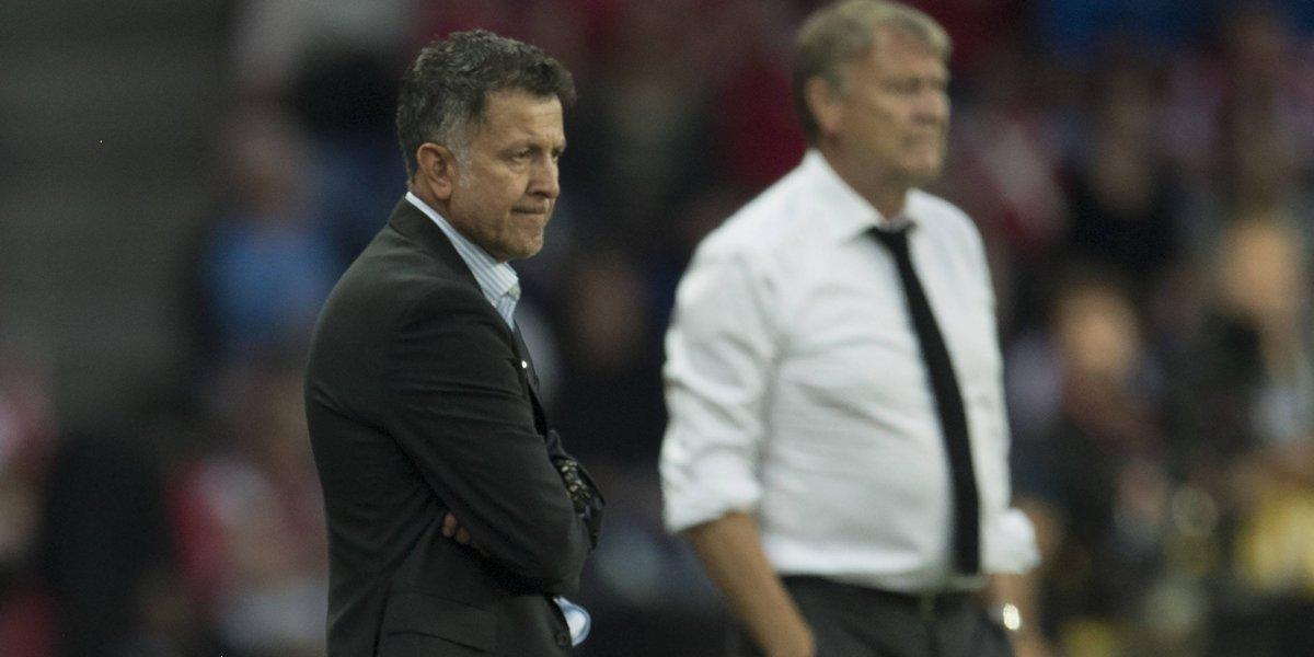 Vamos a estar muy bien para el Mundial: Juan Carlos Osorio