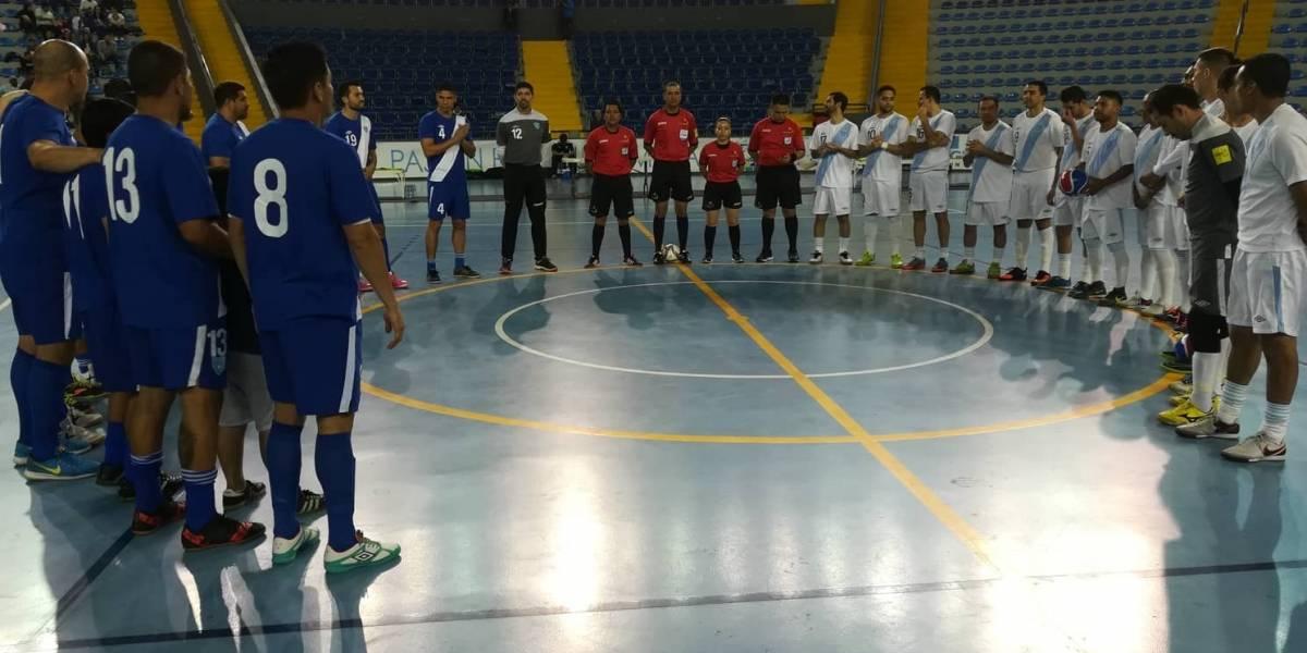 Futbolistas llenan el Domo de magia en beneficio de los damnificados por la tragedia