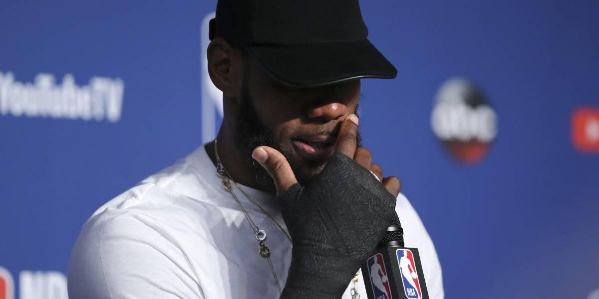 ¿Quién reclutará el talento de LeBron James para la próxima temporada?