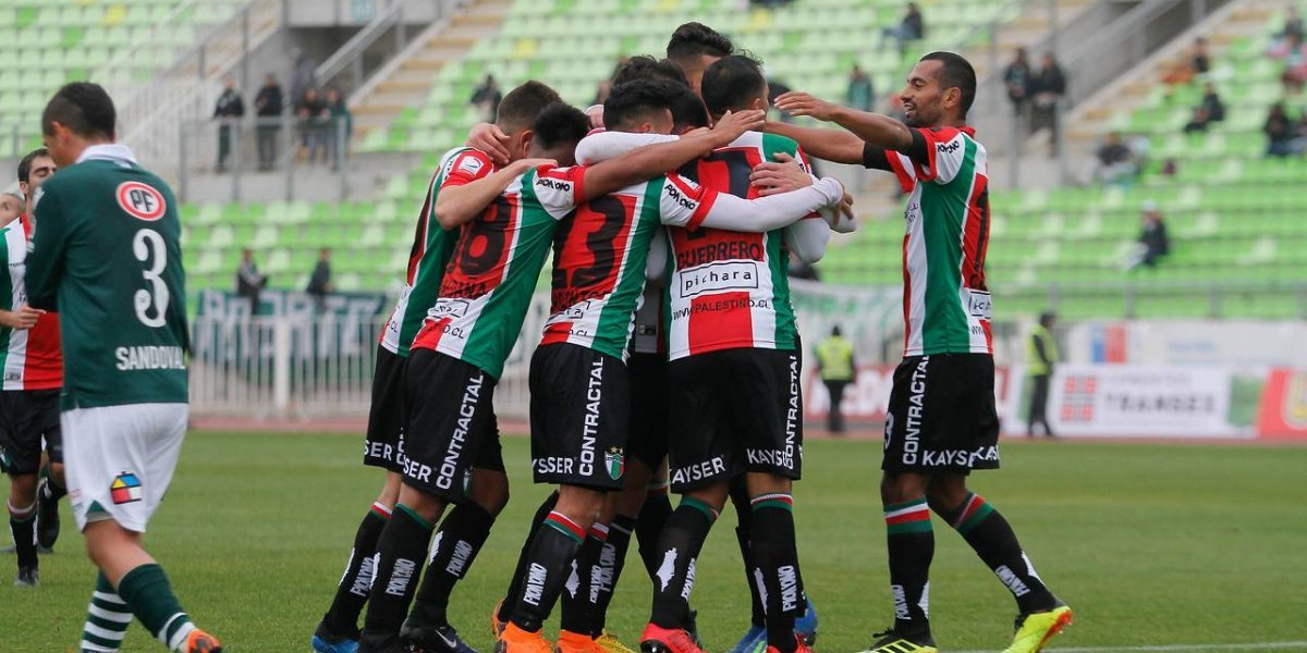 Así vivimos la victoria de Palestino ante Wanderers por Copa Chile