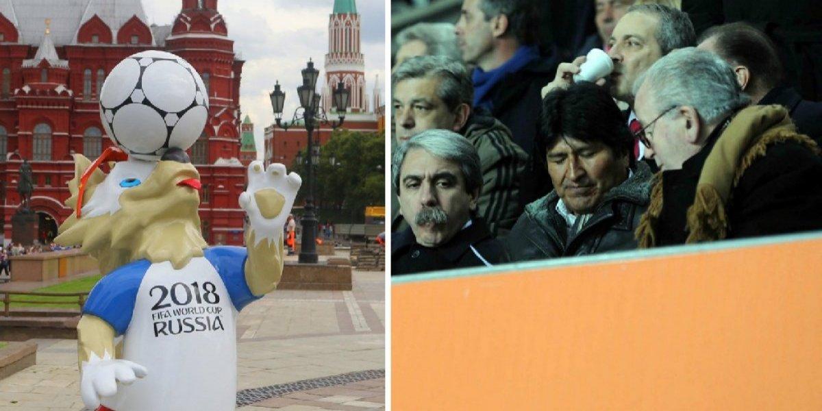 Evo Morales irá a Rusia 2018 y los bolivianos explotan contra él