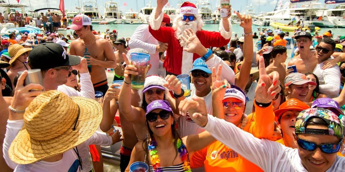Activos para celebrar las Navidades en julio