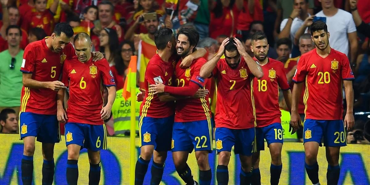 España expone su favoritismo ante la cenicienta, Túnez