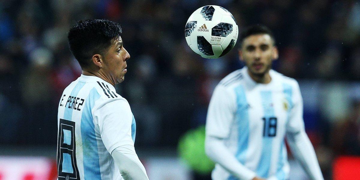 Jorge Sampaoli ya encontró al reemplazante en Argentina para el lesionado Lanzini