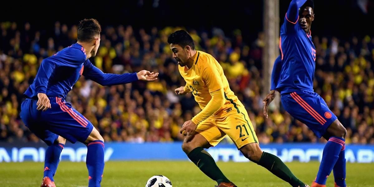 Australia finaliza su preparación para el Mundial contra Hungría