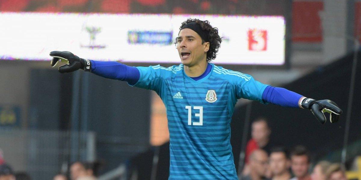 Ochoa, convencido en que México hará historia en Rusia 2018