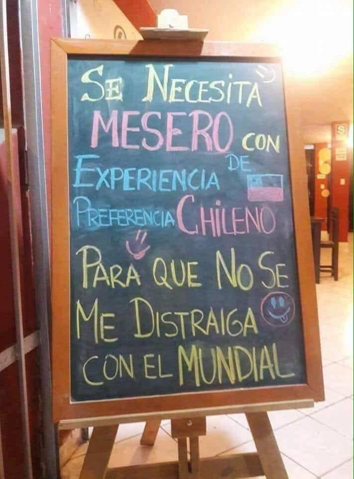 Se burlan de chilenos