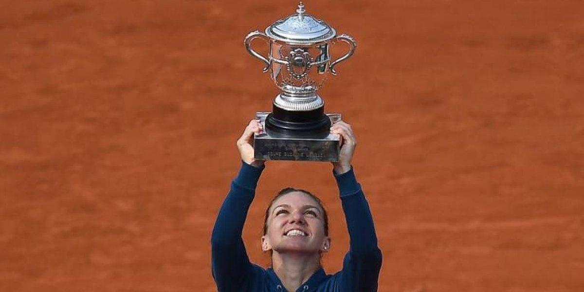 Halep hace historia tras ganar por primera vez el Roland Garros
